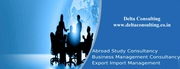 Delta Consulting- Study Abroad,  Business Management,  Export Import