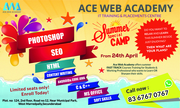 Summer Special IT Courses Training For 8-22 Yrs Old Students –AWA