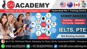Best IELTS Coaching in Hyderabad | GRE | GMAT | TOEFL | PTE | IT Train