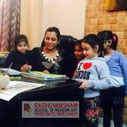 art classes in punjabi bagh
