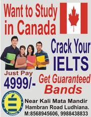 Join IELTS Classes & Get Assured 7+ Bands @4999