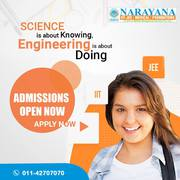 Narayana Academy Delhi Admissions Are Opened