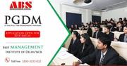 Apply for PGDM program at ABS,  Best Business School in Delhi-NCR
