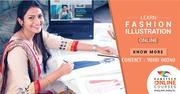 Sketch Latest Designs In Fashion Illustration. Join Hamstech Online