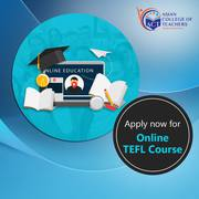 Conceptualised TESOL certification course online