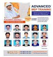 Professional Job Oriented MEP Training |2019 Admissions Started|E&TIS