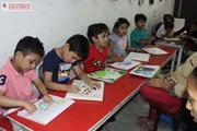 raghuvansham art school in rohini