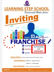 FRANCHISE LEARNING STEP SCHOOL
