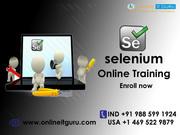 Selenium online training Hyderabad - OnlineITGuru