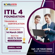 Get the ITIL Foundation Certification-Register Now