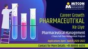 PGDM Pharmaceutical Management Courses
