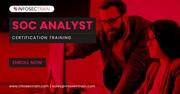 SOC Analyst Certification online Training