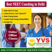 Best NEET Coaching in Delhi - YVS Institute