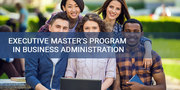 EXECUTIVE MASTER'S PROGRAM IN BUSINESS ADMINISTRATION (E-MBA)