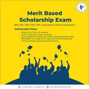 Merit Based Scholarships in India- School & College Students