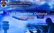 FLIGHT DISPATCH AND AIRLINE OPERATIONS DIPLOMA.