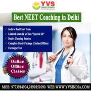 Best NEET Coaching in Delhi - YVS