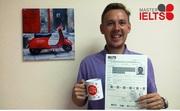 Obtain an official IELTS|TOEFL certificate.