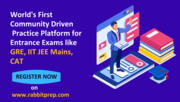 Practise Platform for Competitive Exams