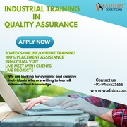 INDUSTRIAL TRAINING IN QUALITY ASSURANCE IN CHANDIGARH/MOHALI