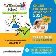 lLaMontez Online Preschool