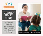 Montessori teacher training in Kolkata