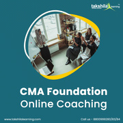 CMA Foundation - Online Coaching Classes